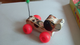 Fisher Price 963 Little Snoopy pull along dog